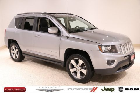 2016 Jeep Compass HIGH ALTITUD