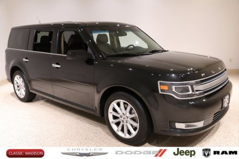 Pre-Owned 2014 Ford Flex LIMITED AWD SUV