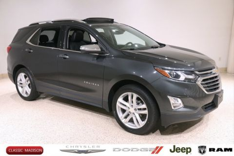 2018 Chevrolet Equinox PREM 1.5 TURBO