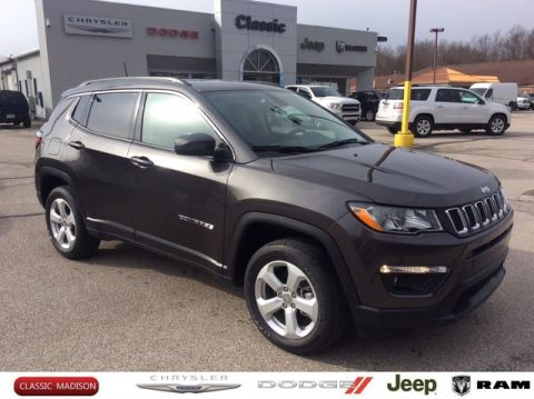 New 2020 JEEP Compass LATITUDE 4X4 4x4 Sport Utility