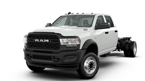 2020 RAM 5500 Chassis Cab CREW CAB CHASSIS