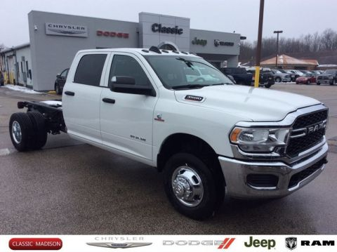 2020 RAM 3500 Chassis Cab CREW CAB CHASSIS 4X4