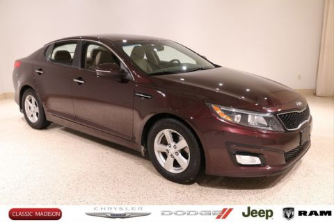 Pre-Owned 2015 Kia Optima LX FWD Sedan