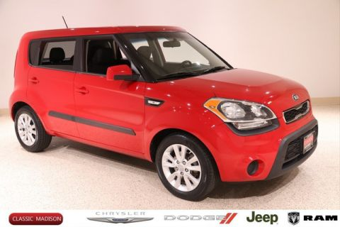 2013 Kia Soul 5DR  BASE AT