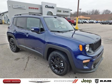 2020 JEEP Renegade LATITUDE 4X2